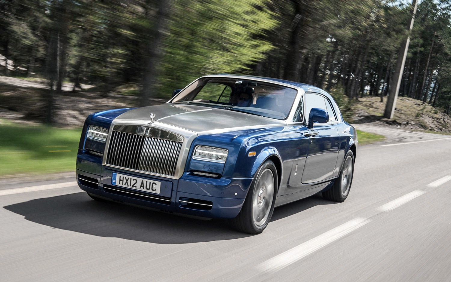 2016 Rolls Royce Phantom Coupe #4