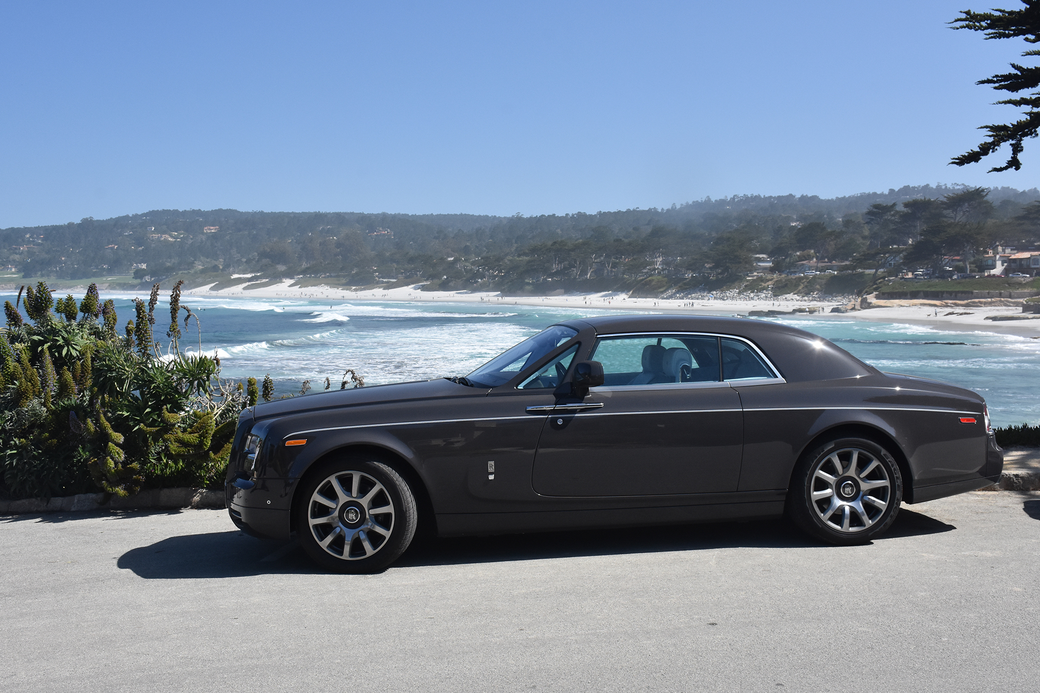2016 Rolls Royce Phantom Coupe #10