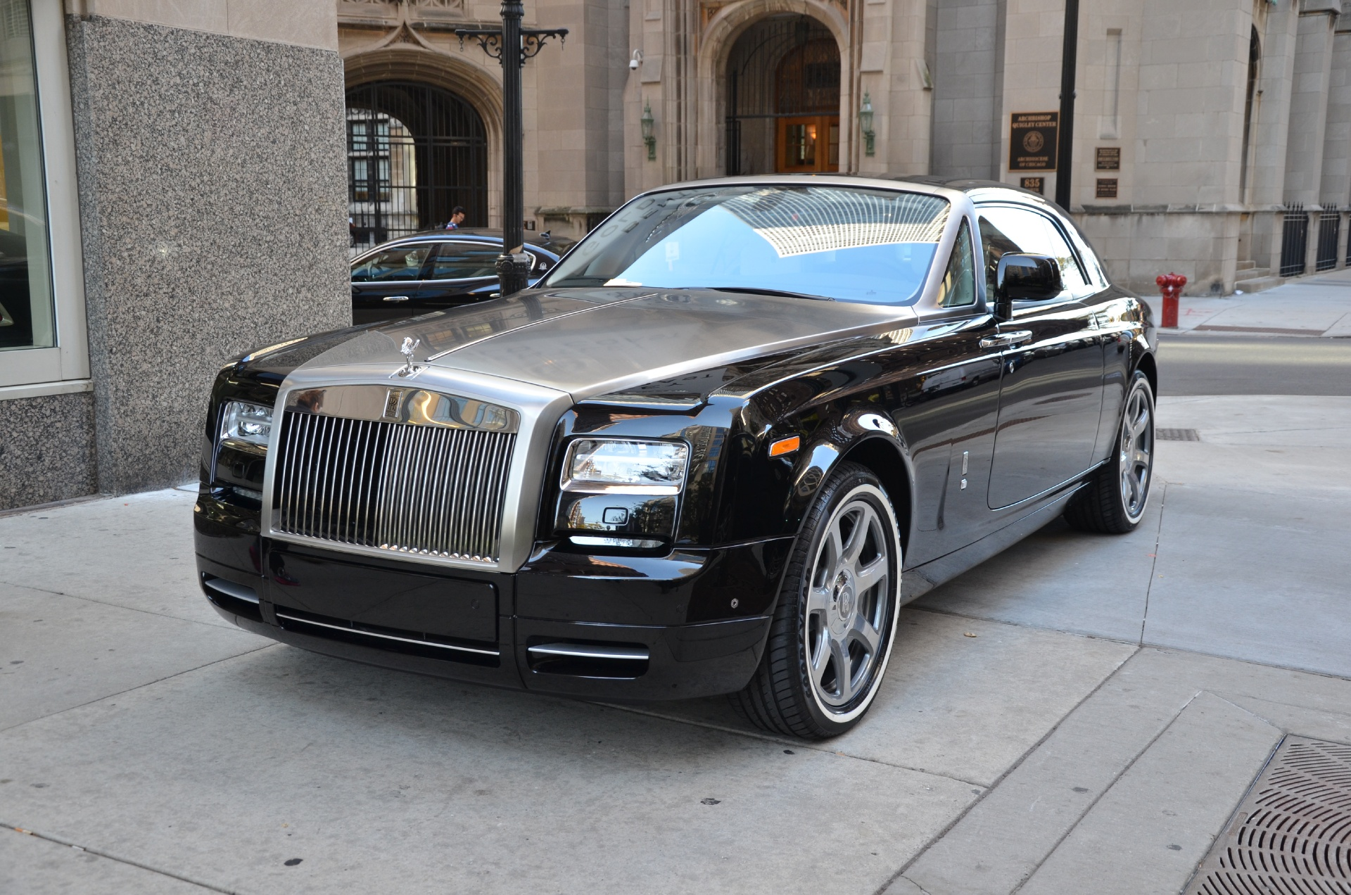 2016 Rolls Royce Phantom Coupe #2