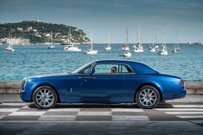 2016 Rolls Royce Phantom Coupe #14