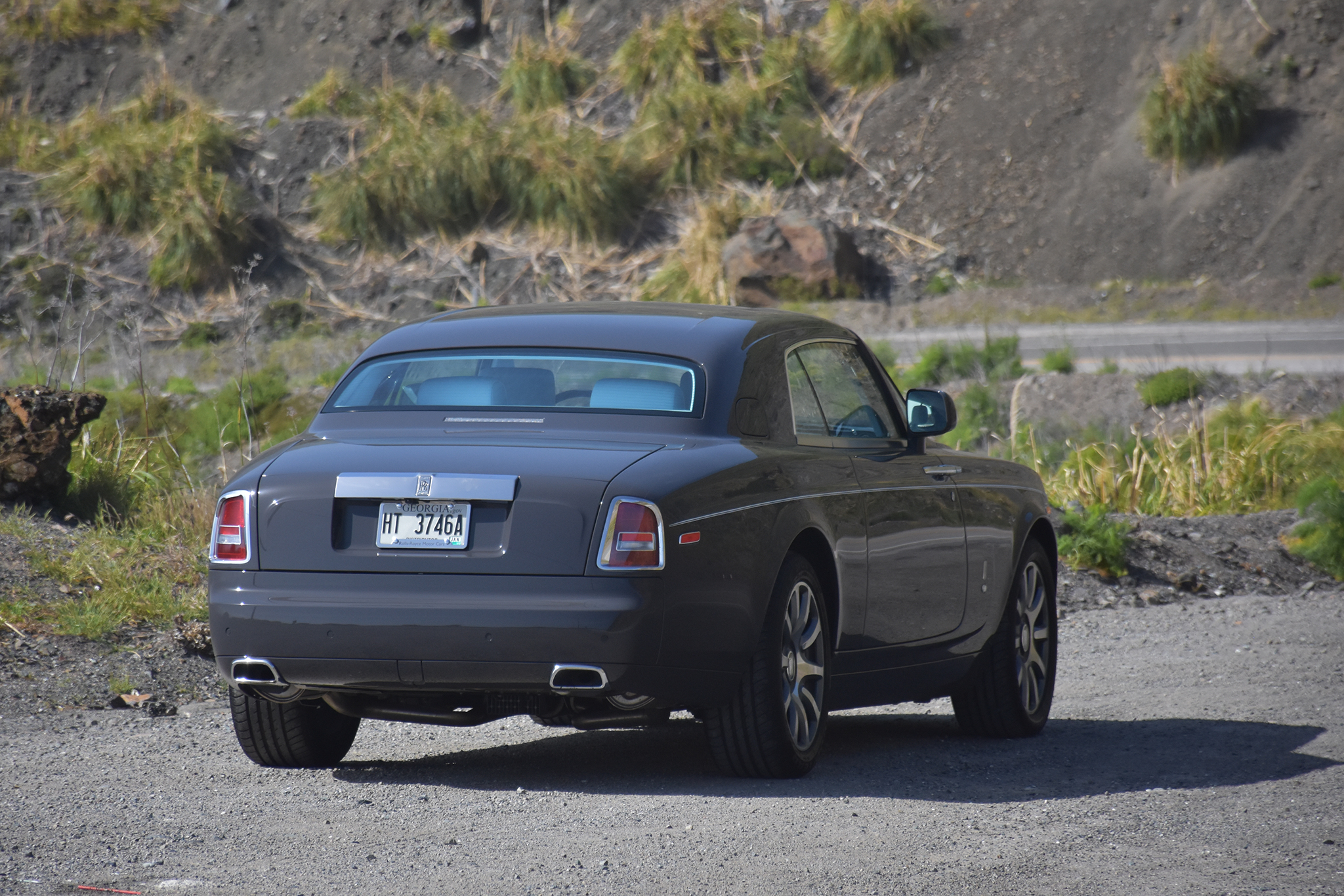 2016 Rolls Royce Phantom Coupe #9