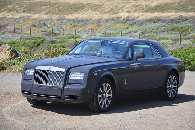 2016 Rolls Royce Phantom Coupe #6