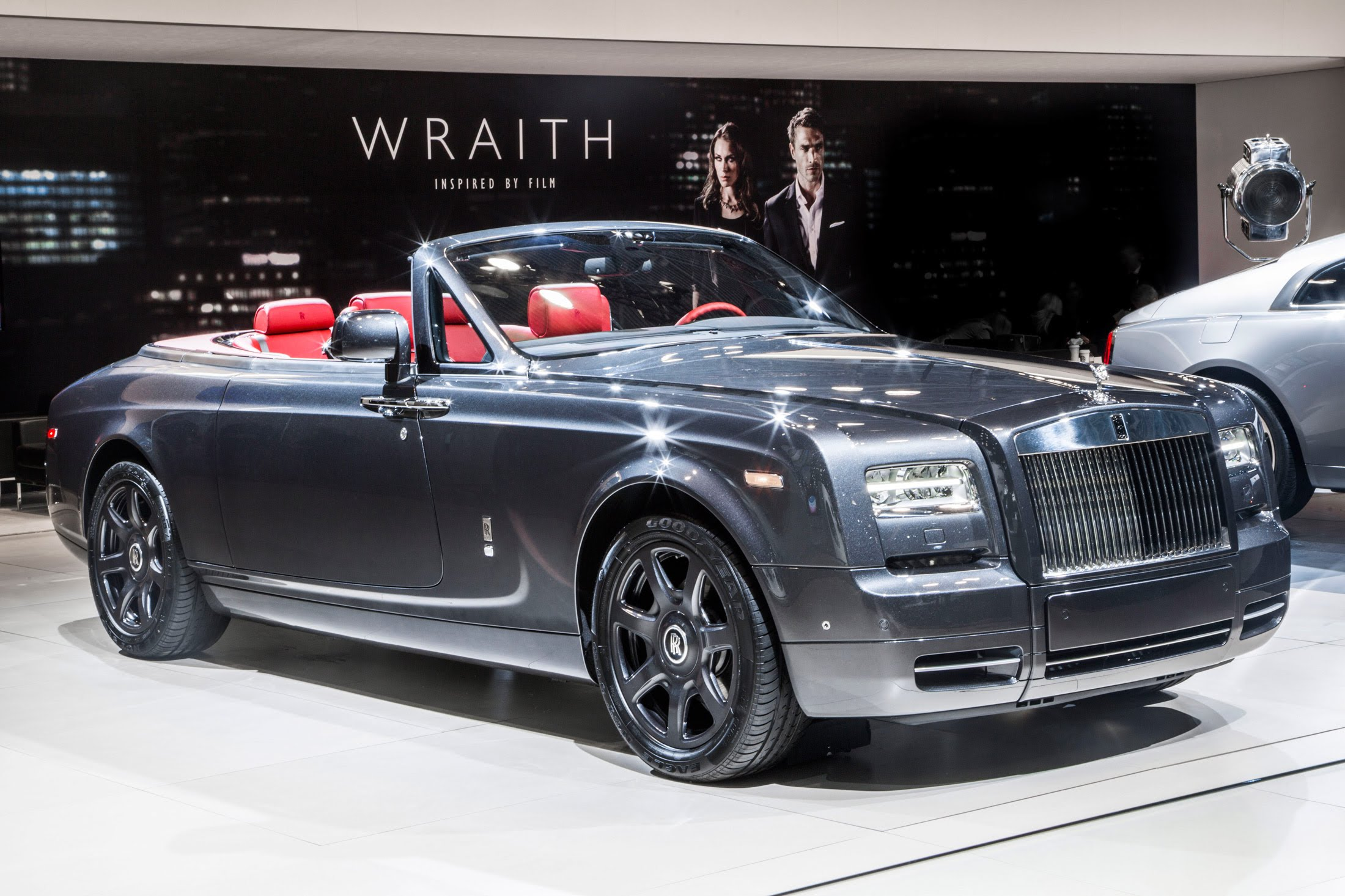 2016 Rolls Royce Phantom Coupe #1