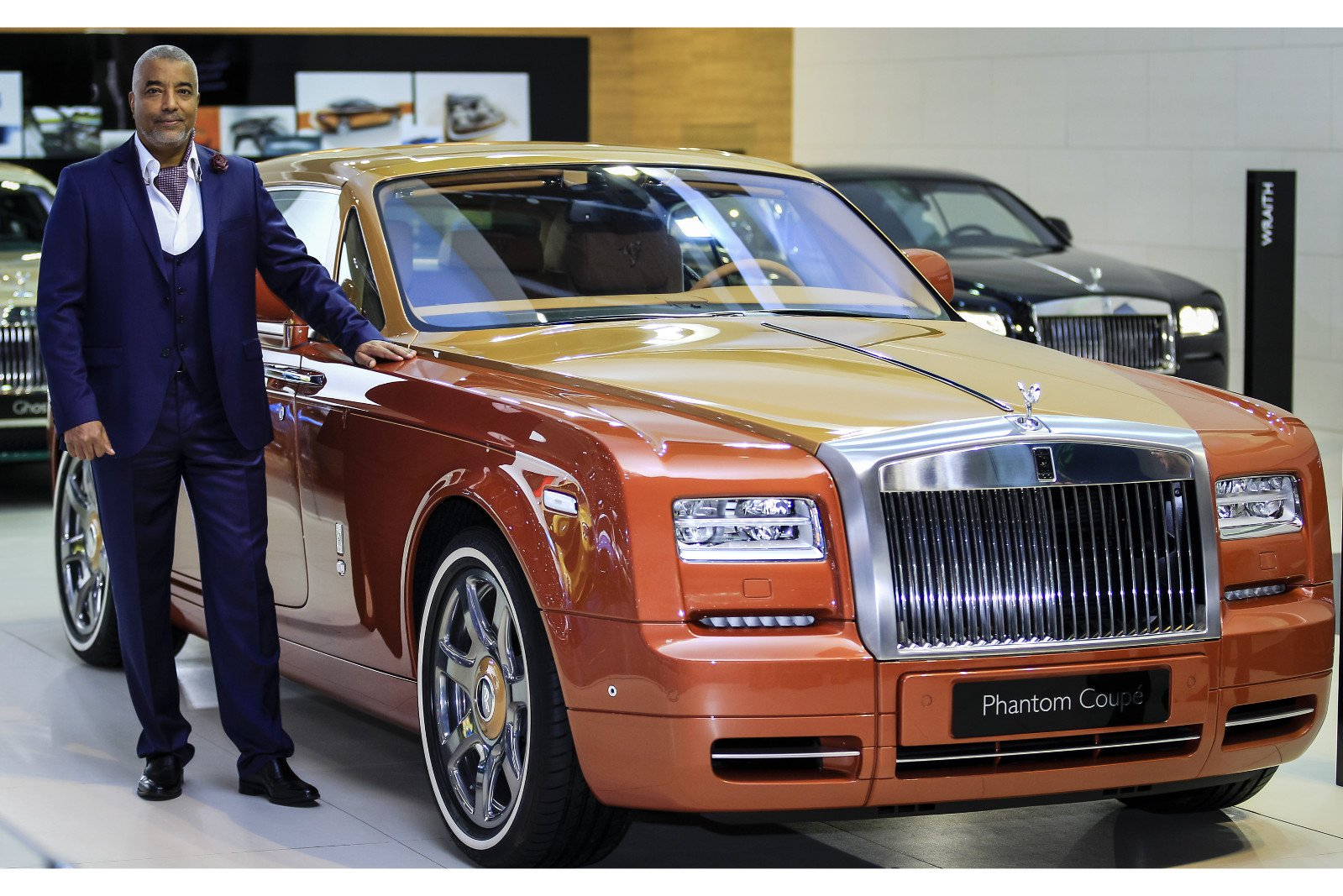 2016 Rolls Royce Phantom Coupe #12