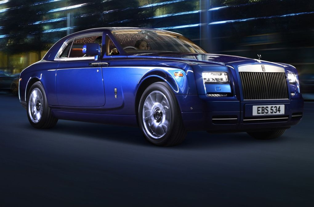 2016 Rolls Royce Phantom Coupe #11