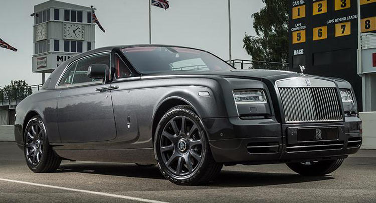 2016 Rolls Royce Phantom Coupe #7