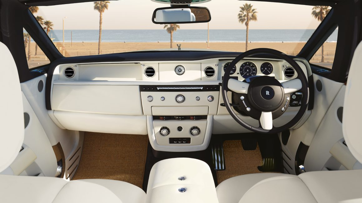 2016 Rolls Royce Phantom Drophead Coupe #6