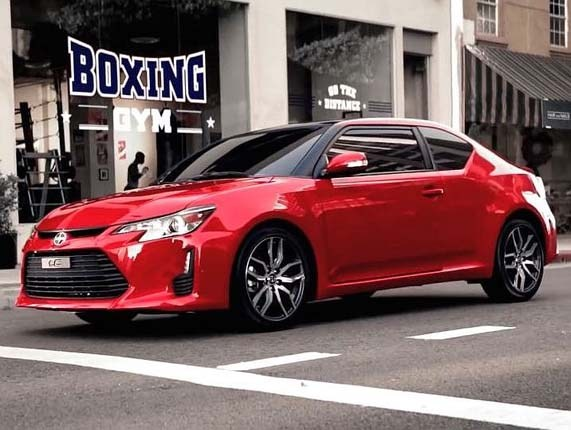 2016 Scion Tc #13