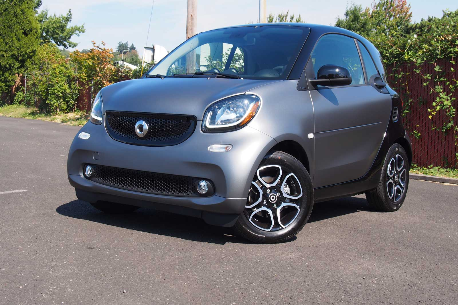 2016 Smart Fortwo #21