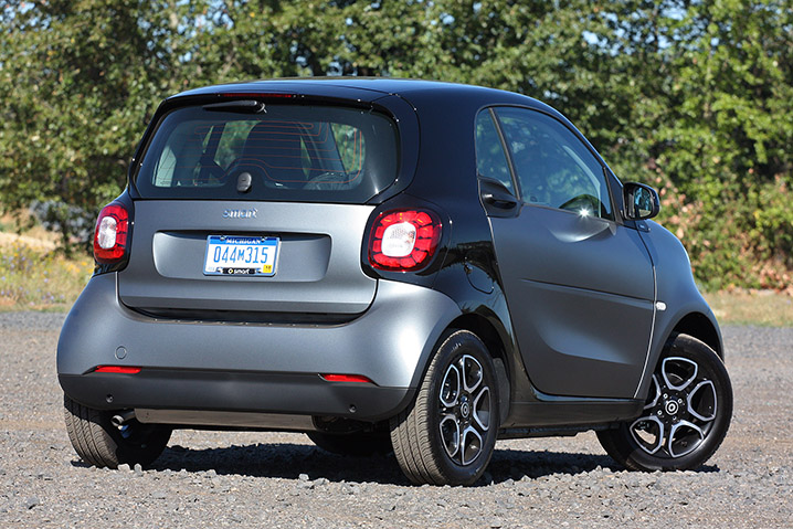 2016 Smart Fortwo #22