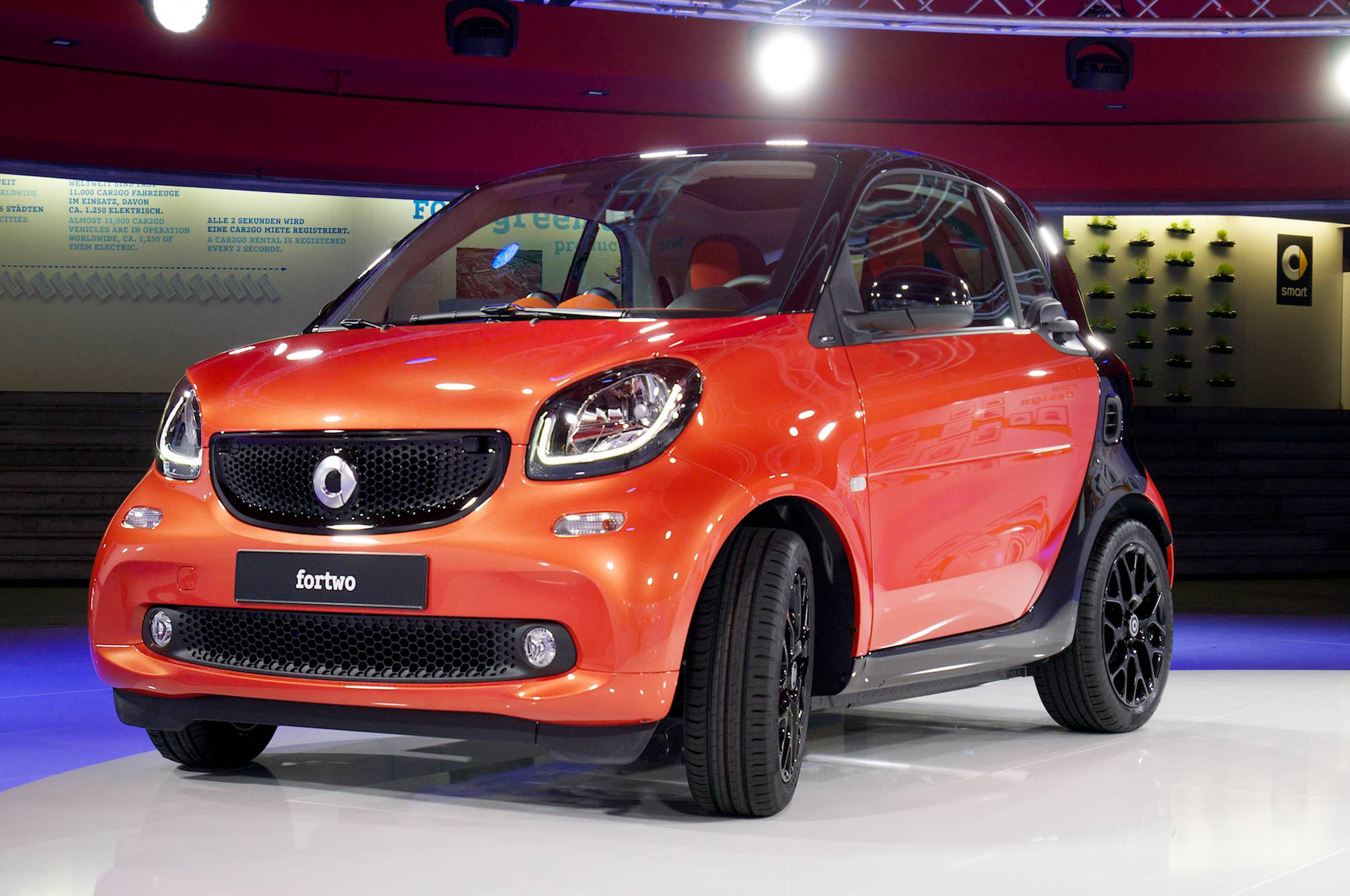2016 Smart Fortwo #24