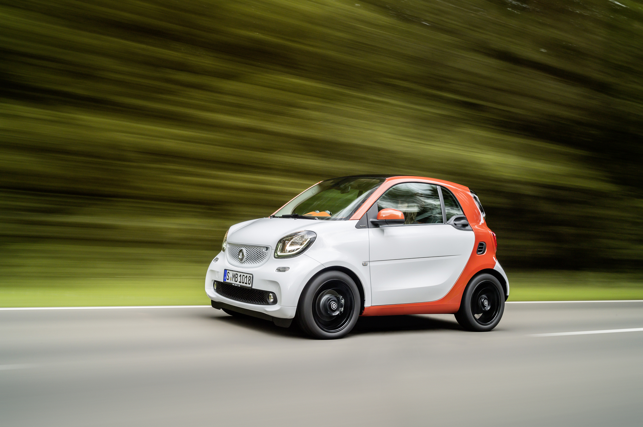 2016 Smart Fortwo #18