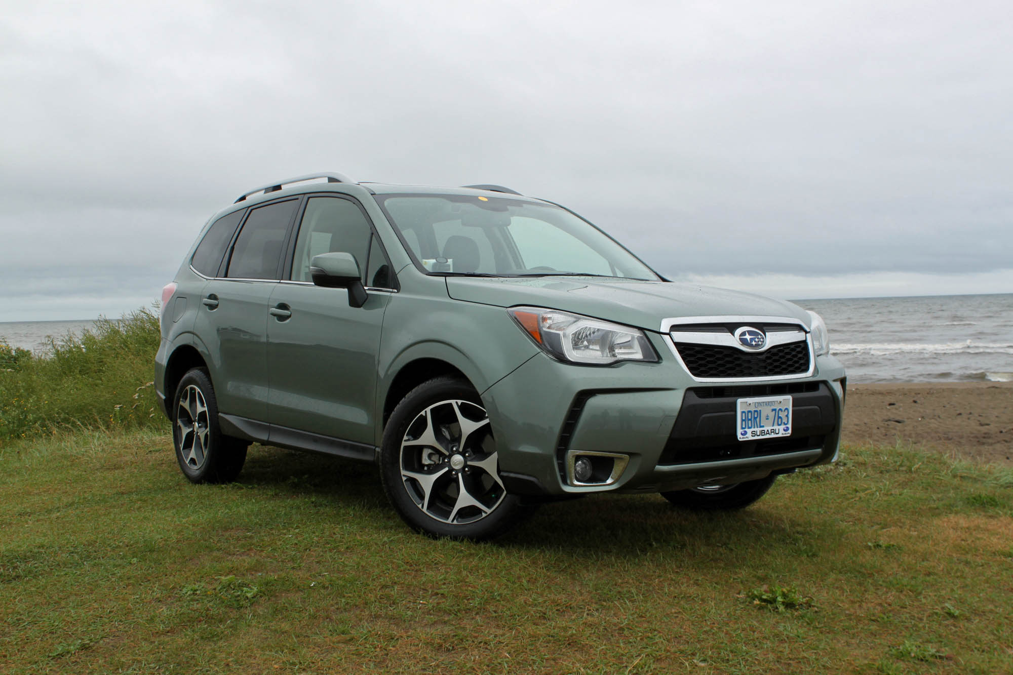 2016 subaru forester photos informations articles. Black Bedroom Furniture Sets. Home Design Ideas