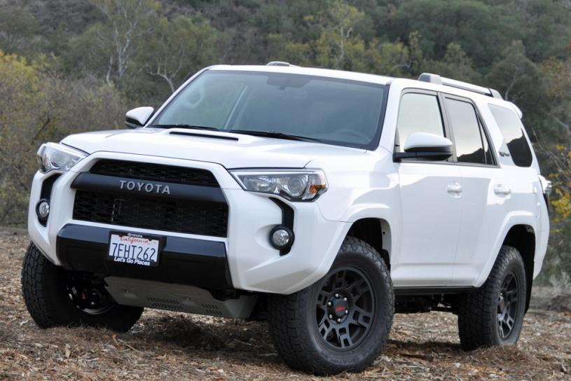 2016 Toyota 4runner Photos Informations Articles