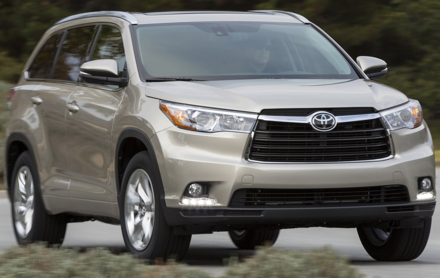 Simple 2016 Toyota Highlander Hybrid Photos Informations