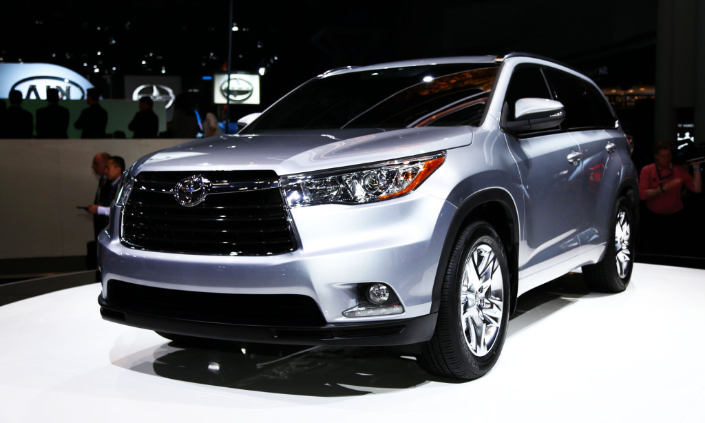 Popular 2016 Toyota Highlander Hybrid Photos Informations