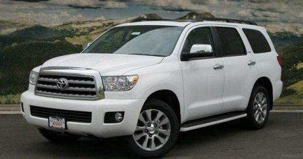 2016 toyota sequoia photos informations articles. Black Bedroom Furniture Sets. Home Design Ideas