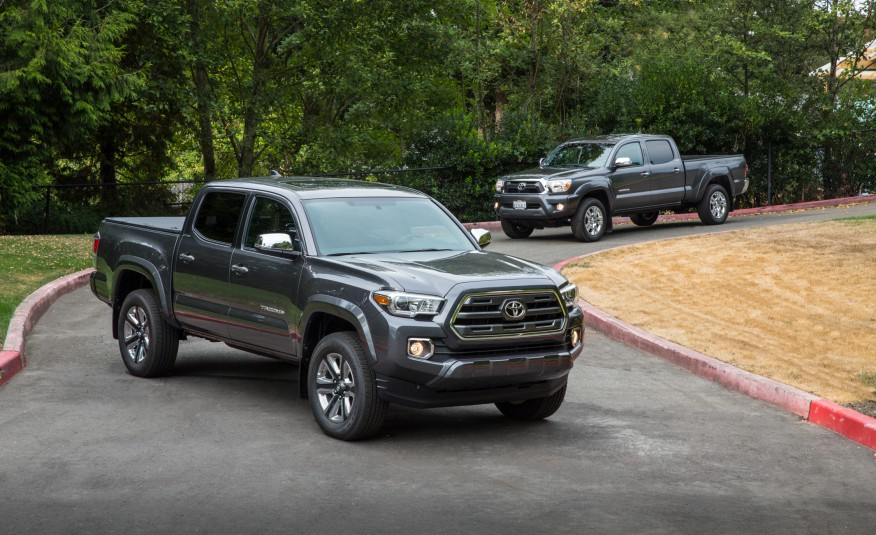 2016 Toyota Tacoma Photos Informations Articles Bestcarmag Com