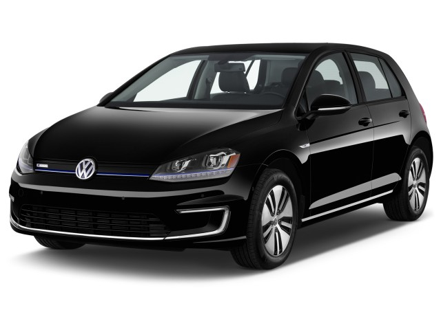 2016 Volkswagen E-golf #7