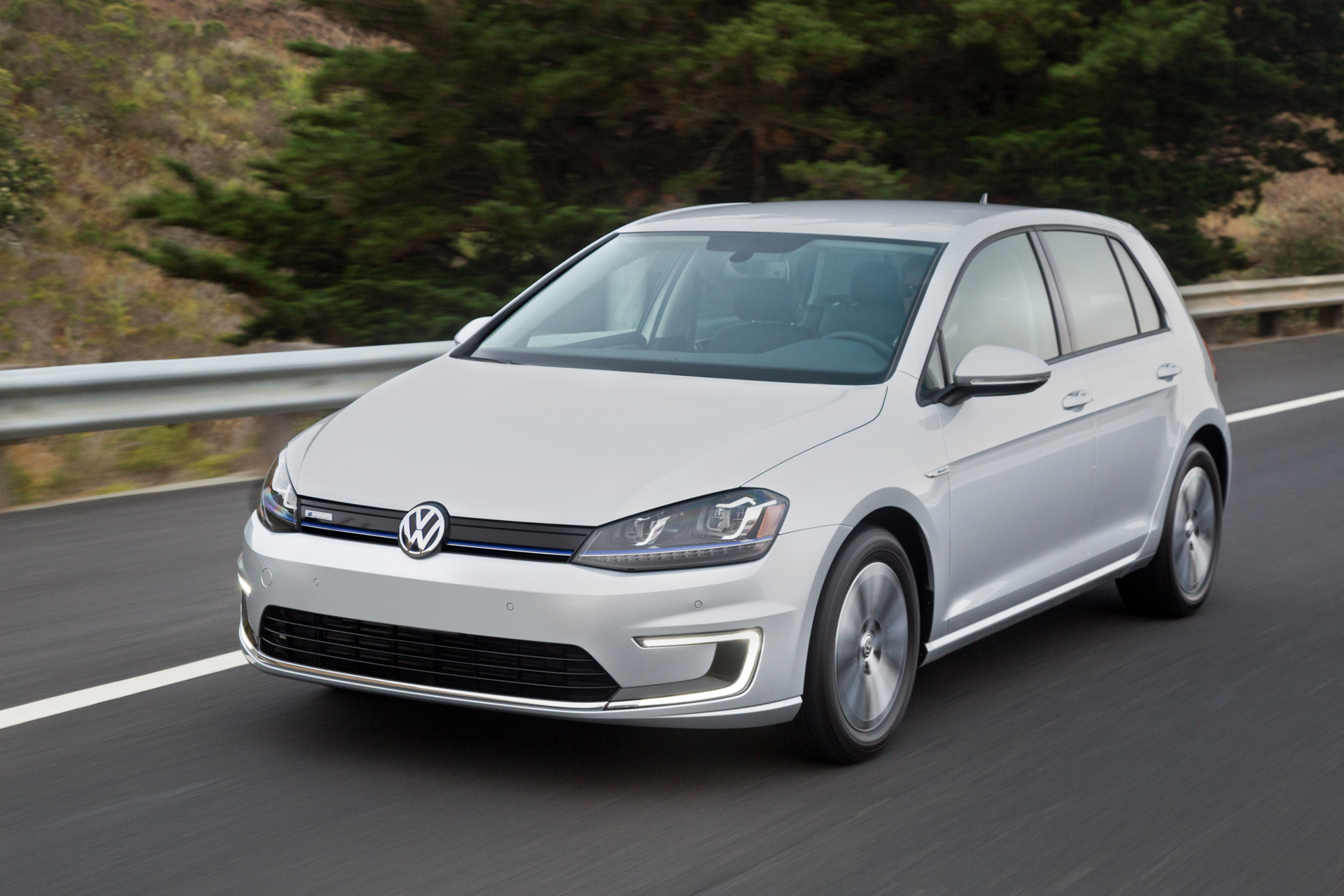 2016 Volkswagen E-golf #9