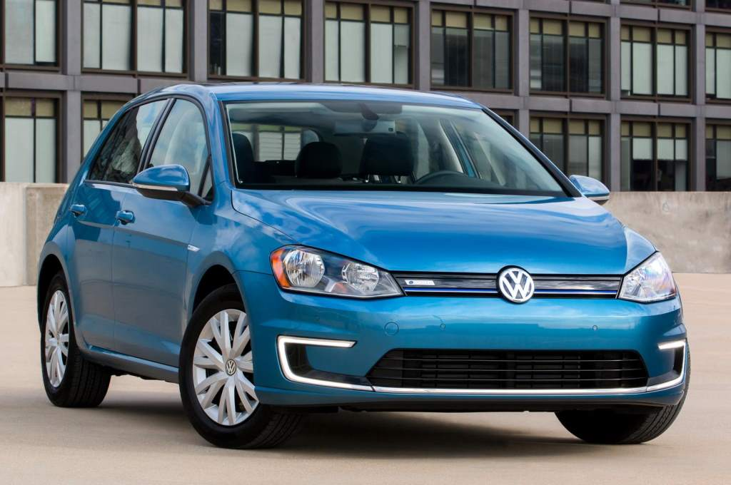 2016 Volkswagen E-golf #6