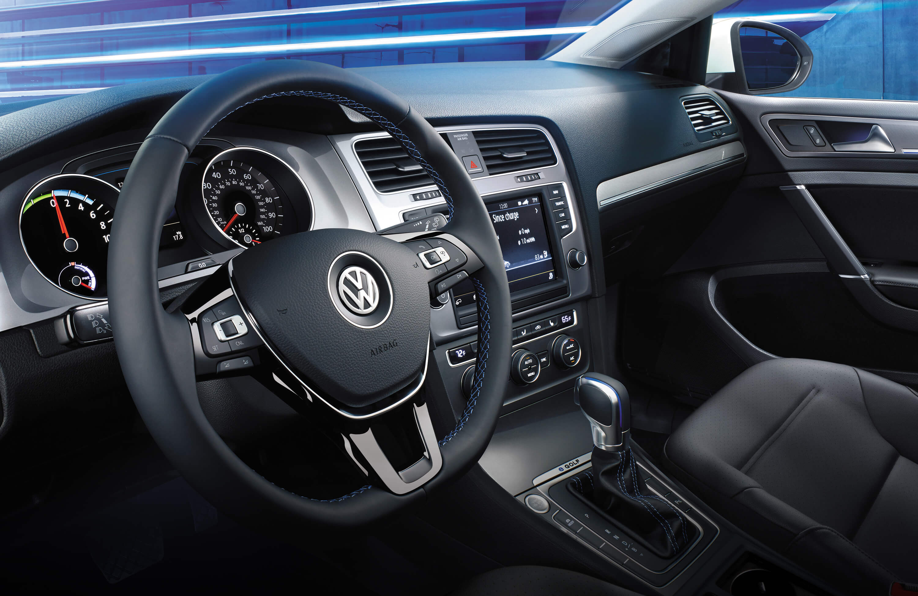 2016 Volkswagen E-golf #2