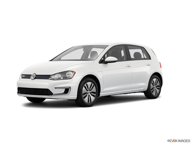 2016 Volkswagen E-golf #11