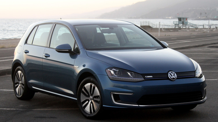 2016 Volkswagen E-golf #4