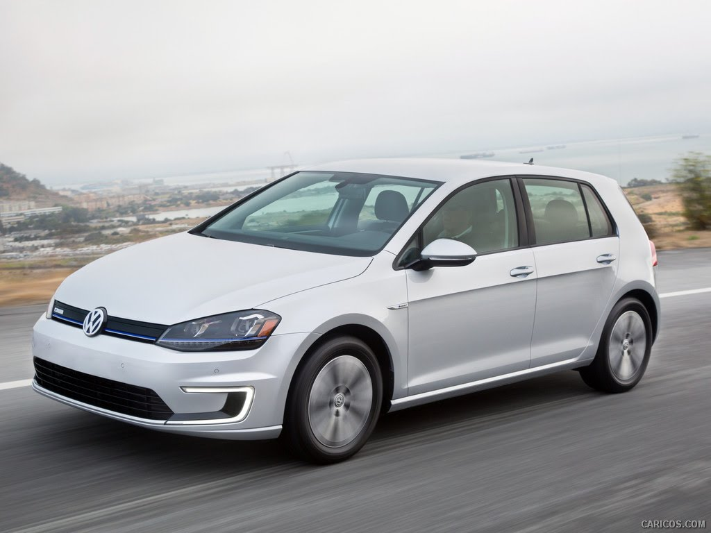 2016 Volkswagen E-golf #3