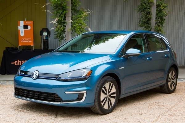 2016 Volkswagen E-golf #8