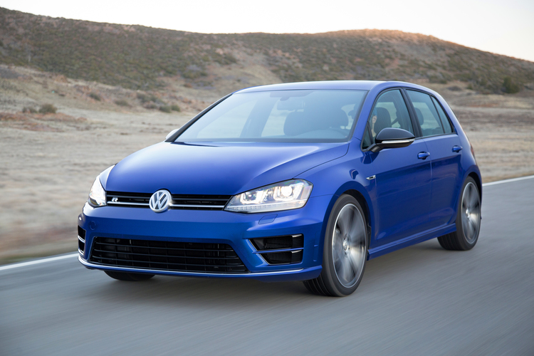 2016 Volkswagen Golf R #3