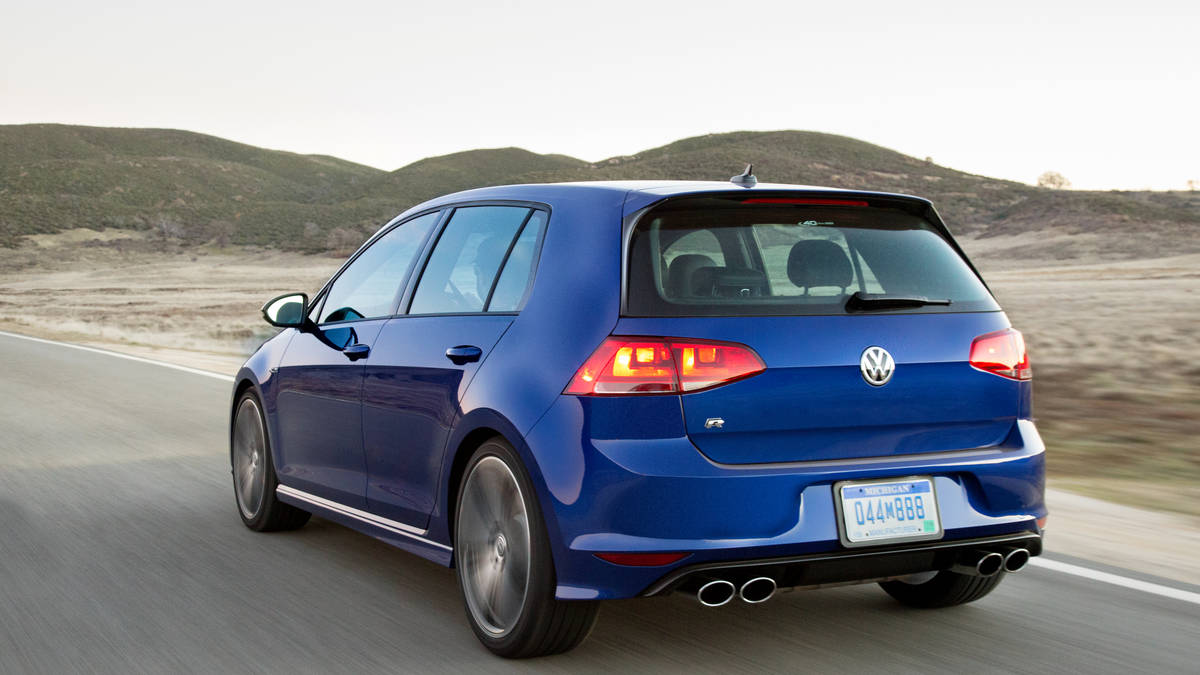 2016 Volkswagen Golf R #4
