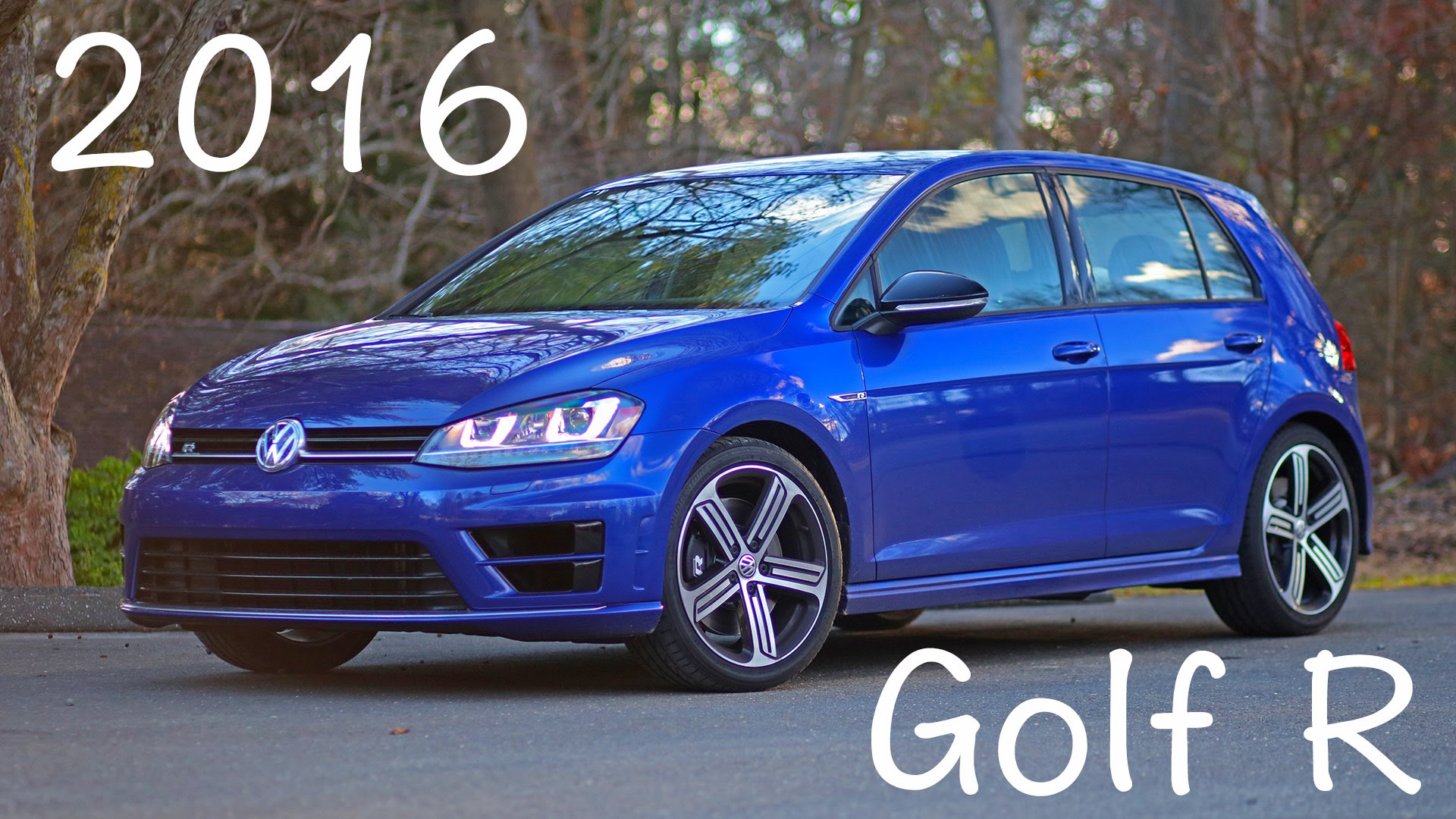2016 Volkswagen Golf R #6