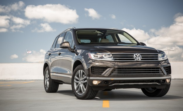 2016 Volkswagen Touareg Photos Informations Articles Bestcarmag