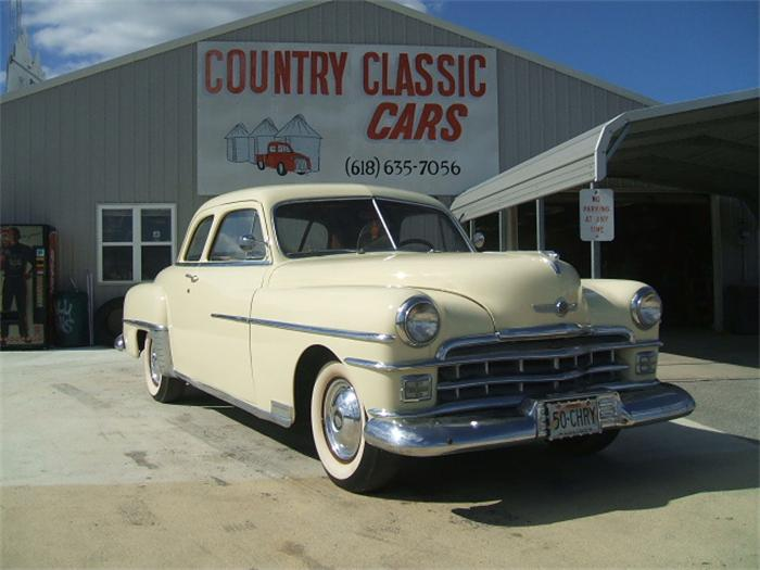 1950 Chrysler Windsor #4