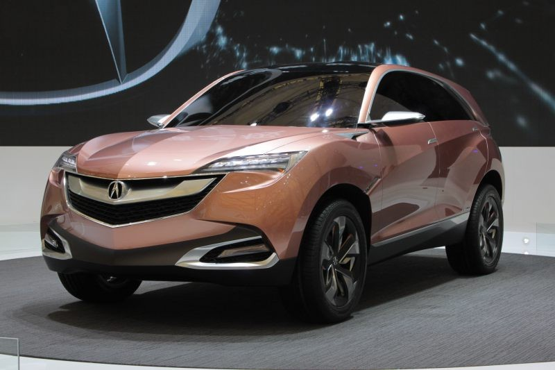2017 acura rdx photos informations articles. Black Bedroom Furniture Sets. Home Design Ideas
