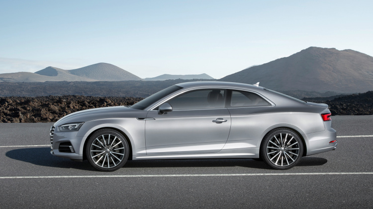 2017 Audi A5 Photos Informations Articles Bestcarmag