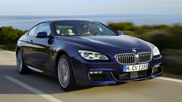 2017 Bmw 6 Series Gran Coupe #4