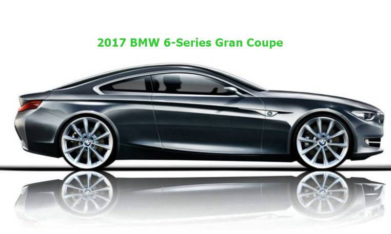 2017 Bmw 6 Series Gran Coupe #14