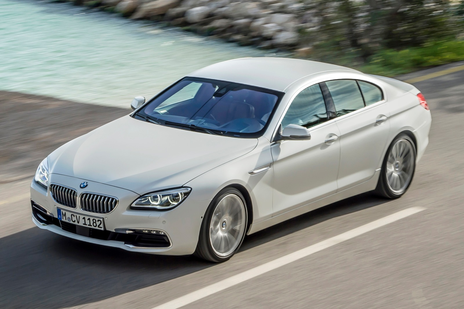 2017 bmw 6 series gran coupe photos informations articles. Black Bedroom Furniture Sets. Home Design Ideas