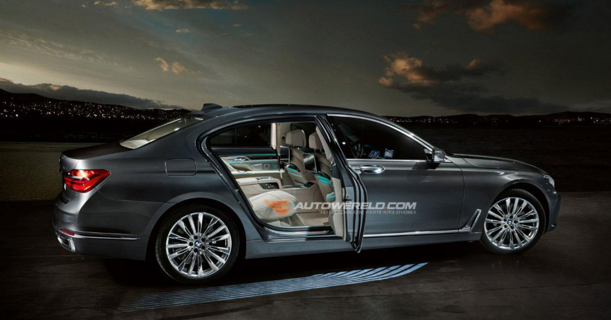 2017 bmw 7 series photos informations articles. Black Bedroom Furniture Sets. Home Design Ideas