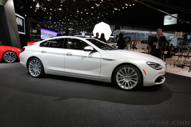 2017 Bmw Alpina B6 Gran Coupe #3