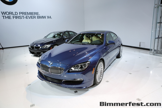 2017 Bmw Alpina B6 Gran Coupe #11
