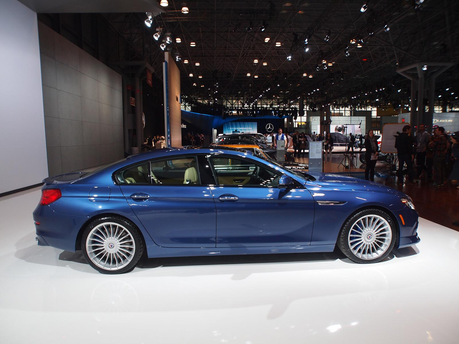 2017 Bmw Alpina B6 Gran Coupe #14