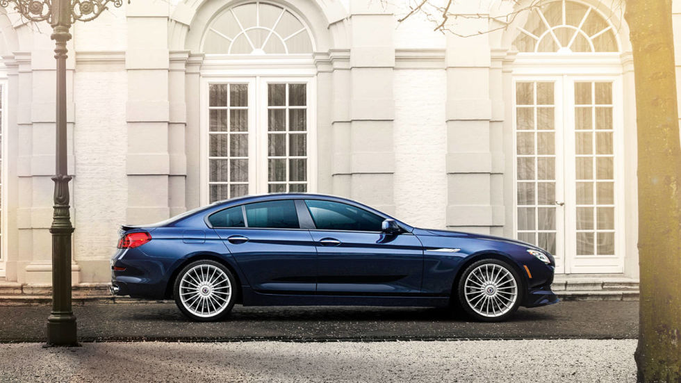 2017 Bmw Alpina B6 Gran Coupe #6