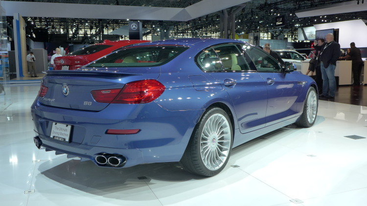 2017 Bmw Alpina B6 Gran Coupe #12