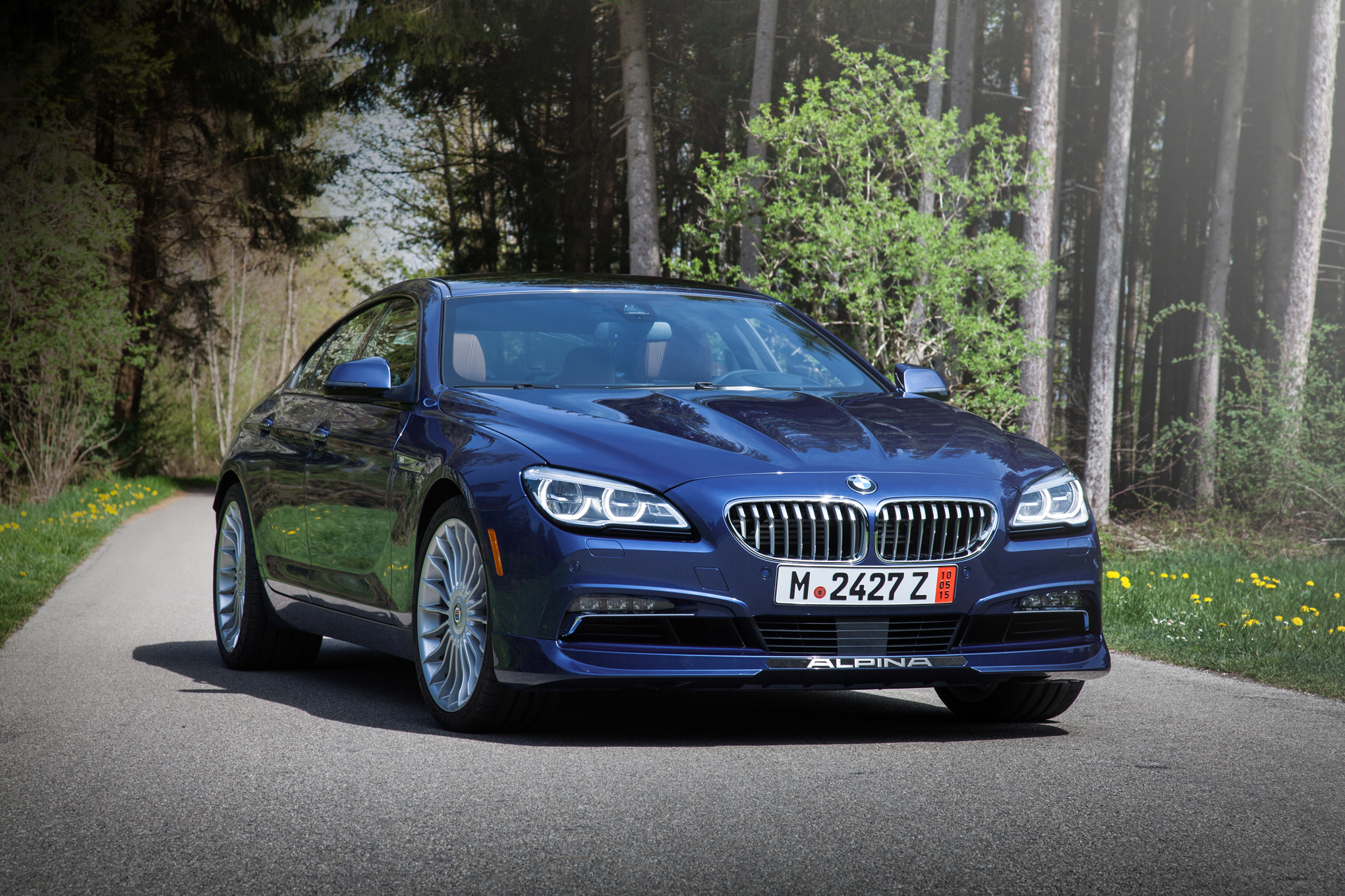 2017 Bmw Alpina B6 Gran Coupe #13