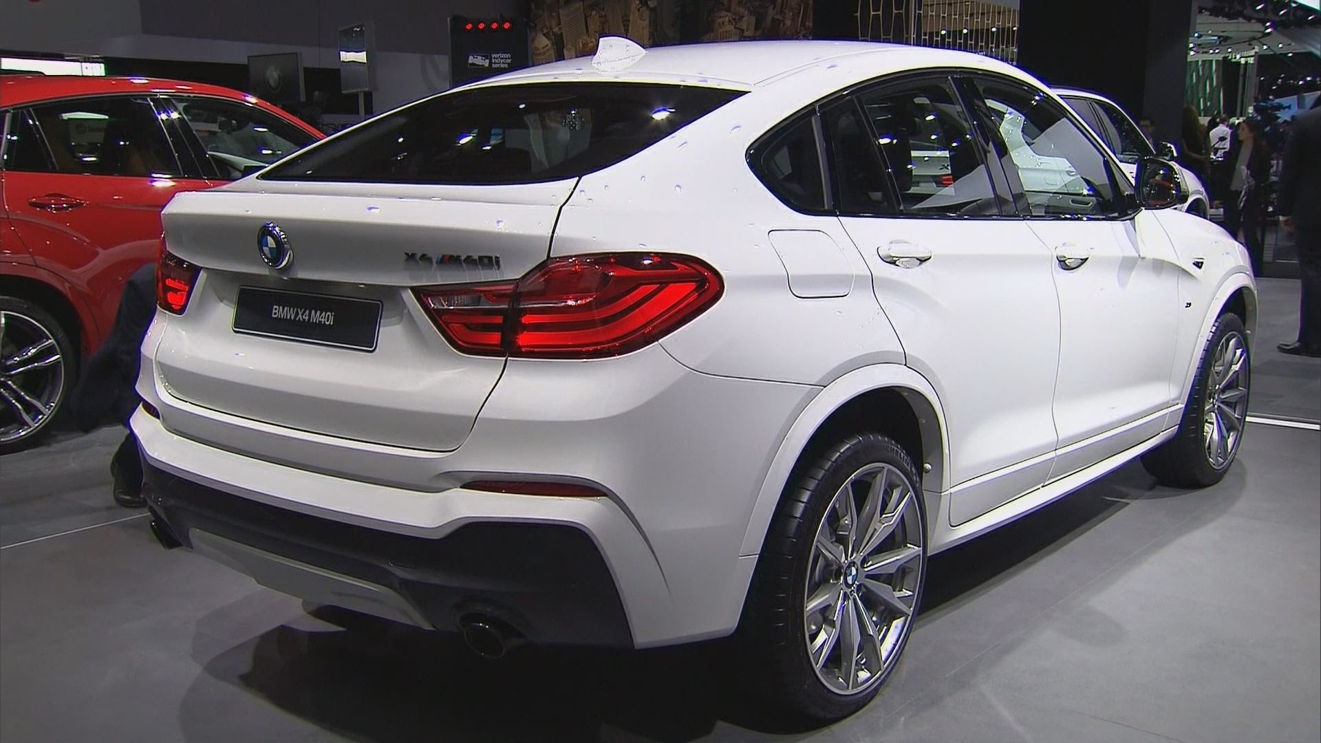 2017 Bmw X4 Photos Informations Articles Bestcarmag Com