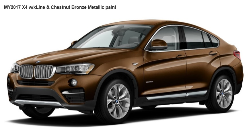 2017 bmw x4 photos informations articles. Black Bedroom Furniture Sets. Home Design Ideas
