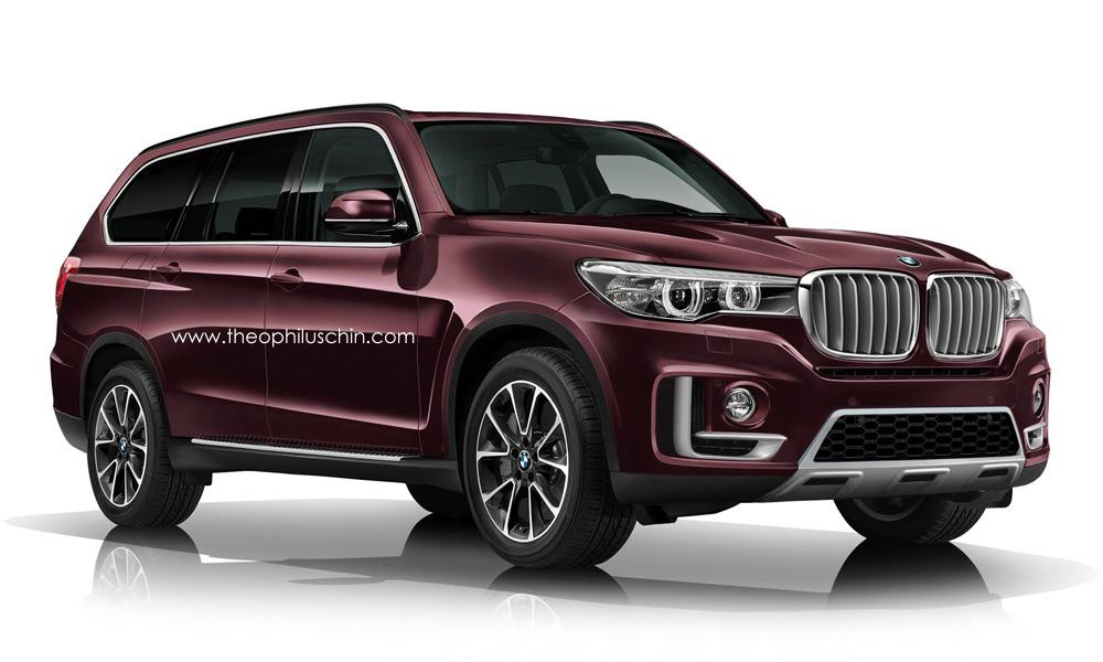 2017 Bmw X7 Photos, Informations, Articles   BestCarMag.com